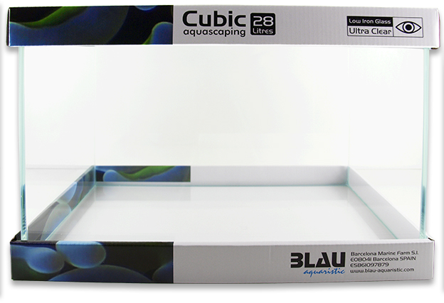 Blau Cubic Aquascaping 28