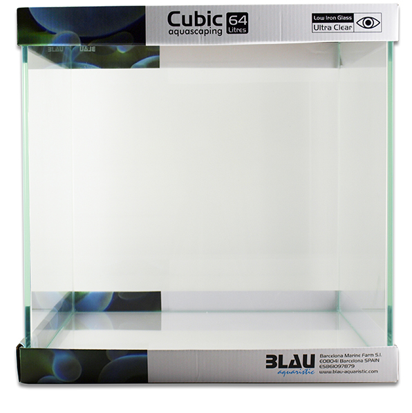 Blau Cubic Aquascaping 64