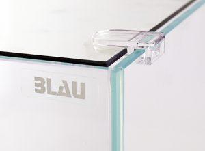 Blau Cubic Aquascaping plaque