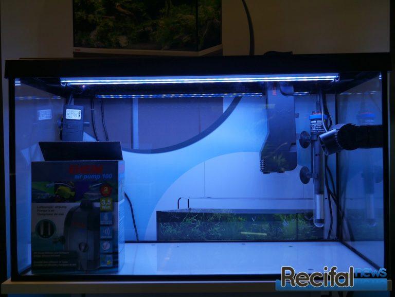nano aquarium par Eheim