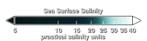 Echelle de salinité